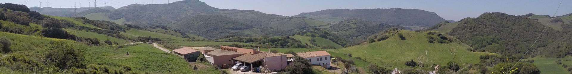 Agriturismo Sa Tanca Noa, tra le verdi colline di Tergu (Sassari)